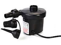 Электрический насос 220В, компрессор для надувных матрасов, бассейнов, лодок, кроватей, Скидки s