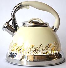 Чайник из нержавеющей стали А-Плюс 3 л (1372-WK)