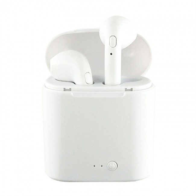 Бездротові навушники гарнітура blootuch i7 TWS plus White (YFHBVBVCGFRT788Y)