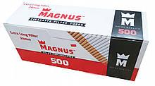 Гильзы для сигарет Magnus 24 мм 500 шт