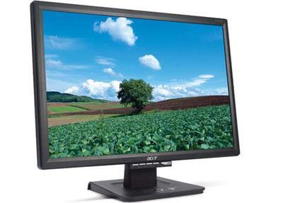 """Монитор 22"""" Acer AL2216W 1680x1050 TN- (царапины и подсев экран) УЦЕНКА- Б/У"""