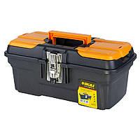 Ящик для инструмента (металлические замки) 334×187×147мм Sigma (7403651)