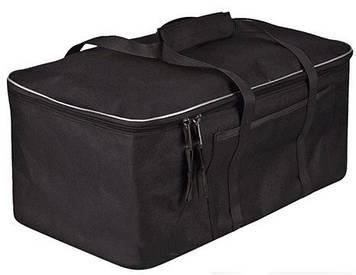 Сумка в багажник плащевка  480х300х200мм  BK/BK  Штурмовик АС-1538