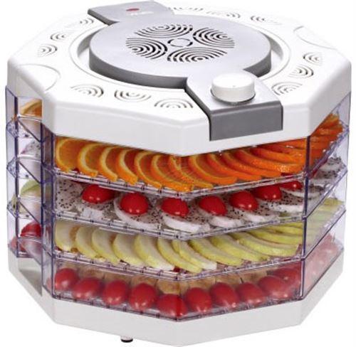 Сушка для овочів і фруктів Vinis VFD-410W (66380)