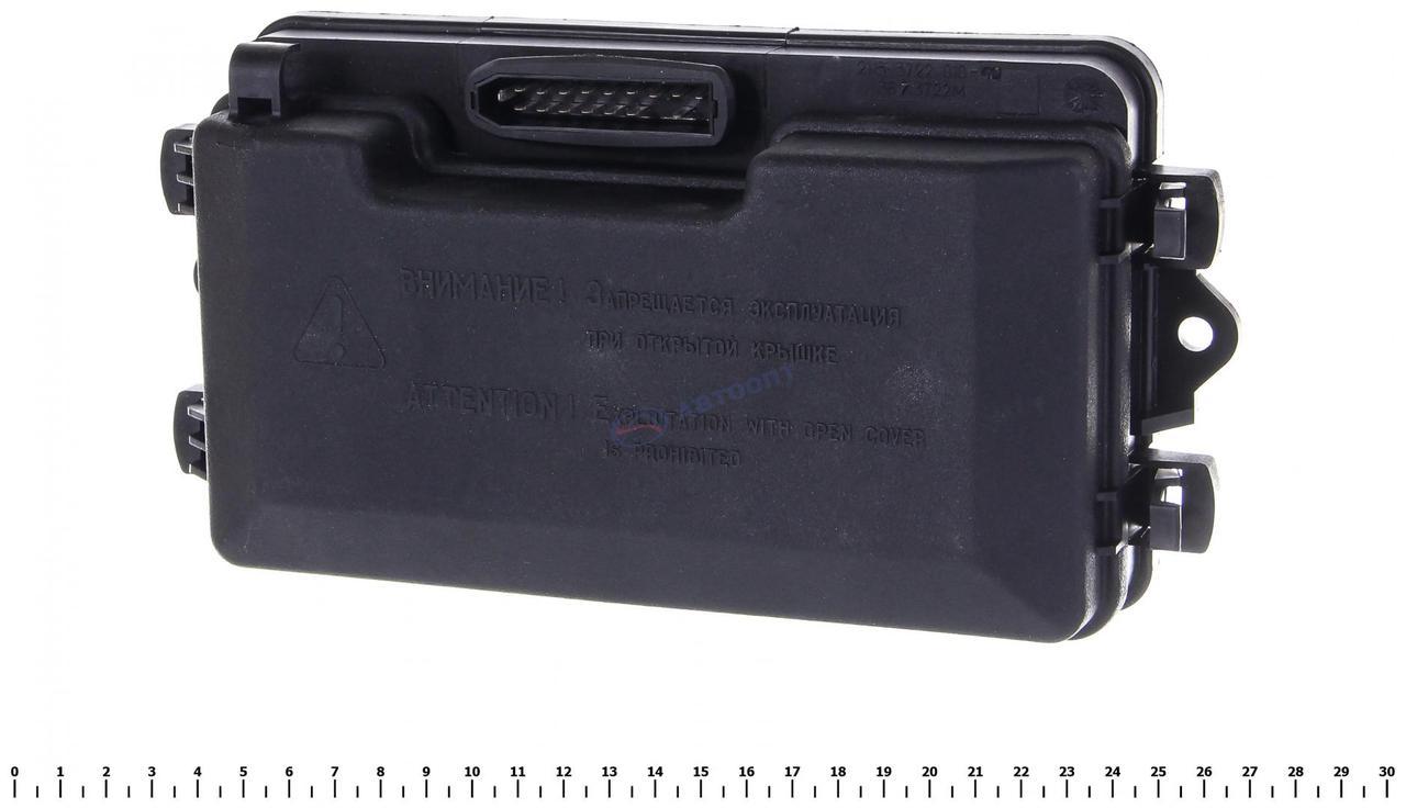 Блок предохранителей для инж. ВАЗ 2109 21099 2113 2114 2115 нового образца монтажный блок АВАР г.Псков 361