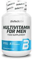 Витамины для мужчин BioTech Multivitamin for Men 60 таблеток