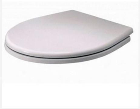 KOLO сидіння для компактів Freja L79211000, Primo K8904200U, дюропластовое, Click2Clean, soft-close (укр.)