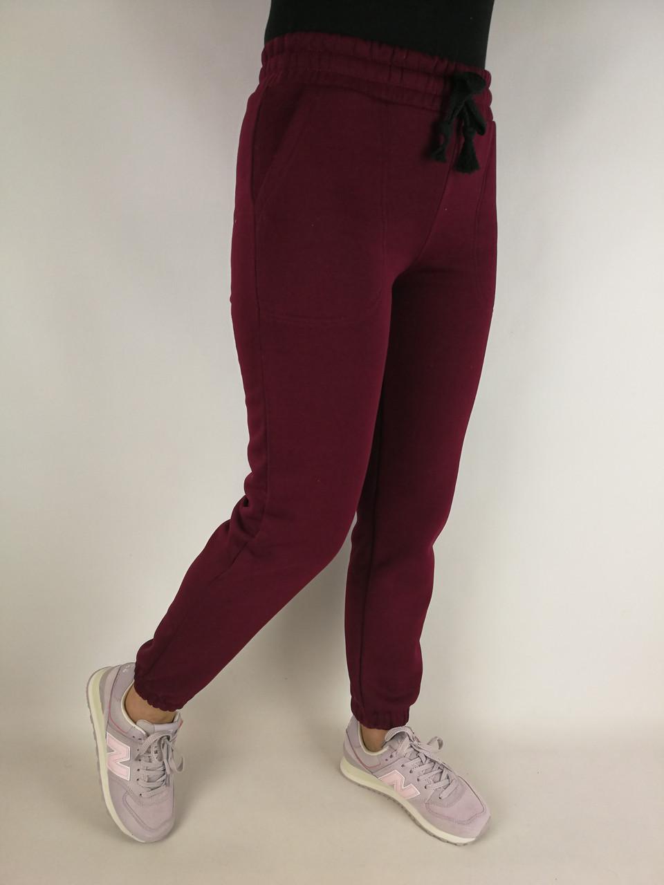 Зимові жіночі штани фліс