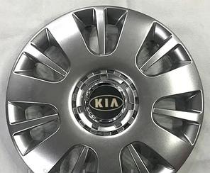 Колпаки Kia R14 (Комплект 4шт) SJS 222