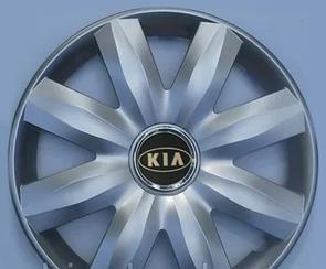 Колпаки Kia R14 (Комплект 4шт) SJS 221