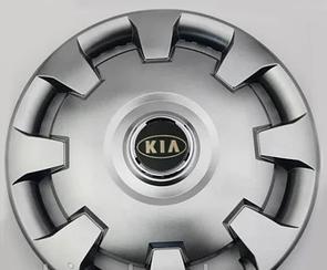 Колпаки Kia R15 (Комплект 4шт) SJS 303