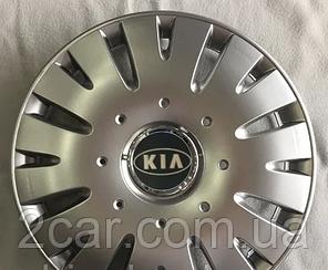 Колпаки Kia R15 (Комплект 4шт) SJS 306