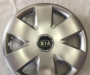 Колпаки Kia R15 (Комплект 4шт) SJS 308