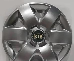 Колпаки Kia R15 (Комплект 4шт) SJS 310