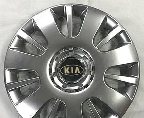 Колпаки Kia R15 (Комплект 4шт) SJS 312