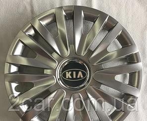 Колпаки Kia R15 (Комплект 4шт) SJS 313