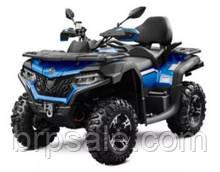 Квадроцикл CFMOTO CFORCE 625 Touring синій 2020