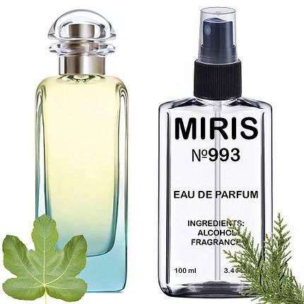 Духи MIRIS №993 (аромат похож на Hermes Un Jardin En Mediterranee) Унисекс 100 ml, фото 2