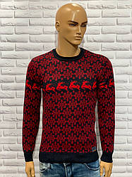 Чоловічий светр з оленями