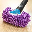 Чохли бахіли тапочки для прибирання фіолетові, фото 10