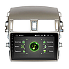 "Автомагнитола штатная Incar DTA-1441 Toyota Corolla 2009-2013 Android 10 9""+Navi"