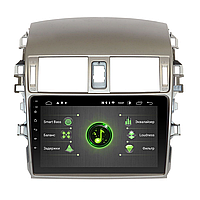 "Автомагнитола штатная Incar DTA-1441 Toyota Corolla 2009-2013 Android 10 9""+Navi, фото 1"