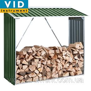 Накрытие для дров металлическое, фото 2