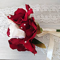 Букет дублер на свадьбу