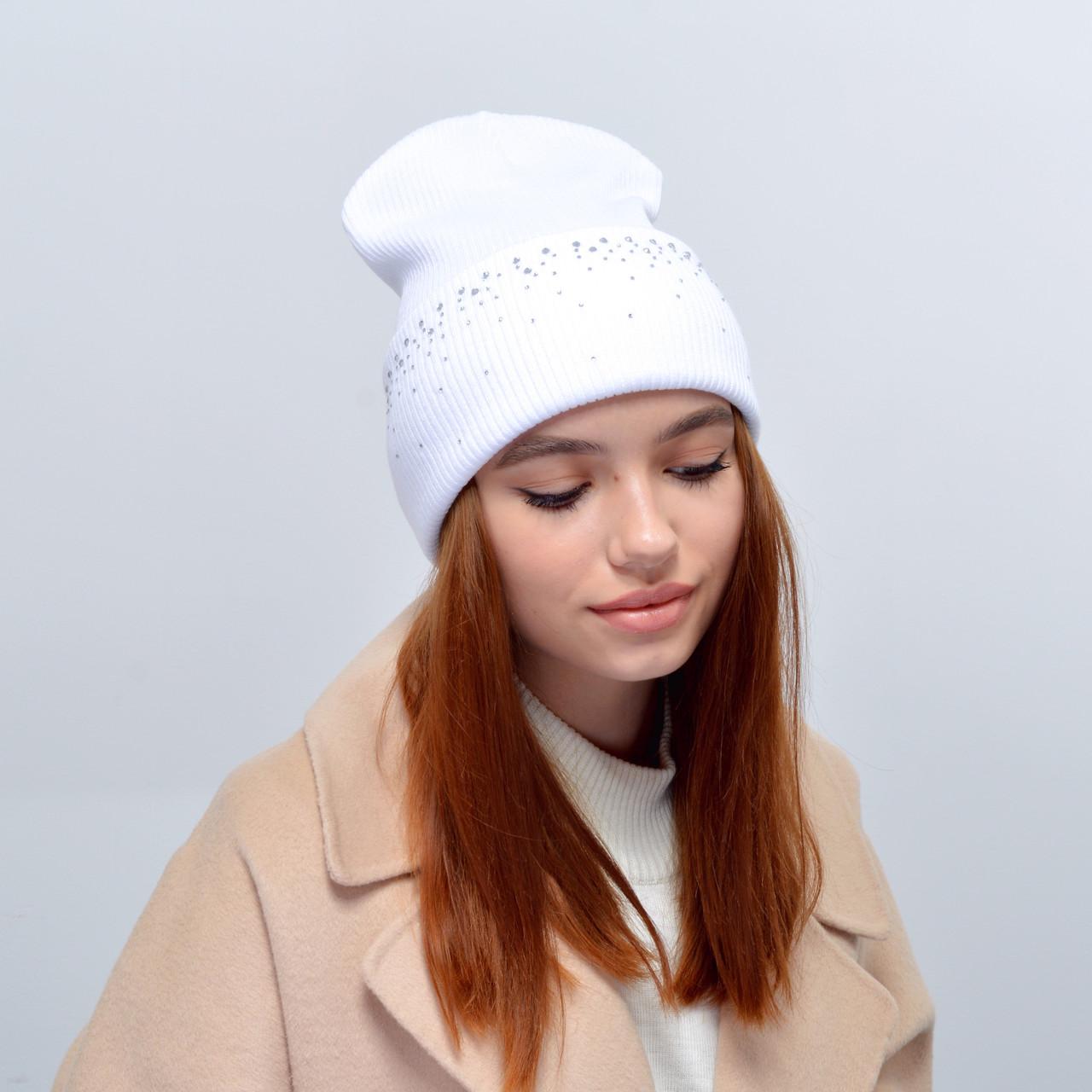 шапки жіночі оптом