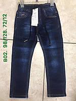 Джинсовые брюки утепленные для мальчиков, Taurus, в наличии 98, 104, 110, рр