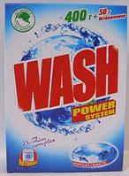 Стиральный порошок WASH Морcкая свежесть 450г автомат