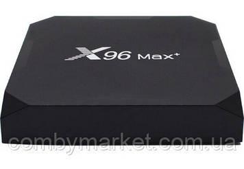 Смарт ТВ приставка VONTAR X96 MAX Plus 4/64Gb