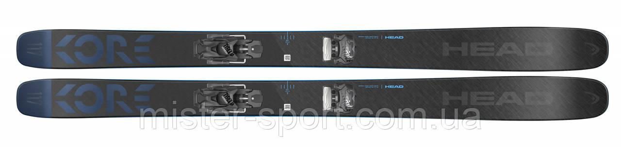 Лыжи HEAD Kore 117 + Крепление ATTACK² 13 2021