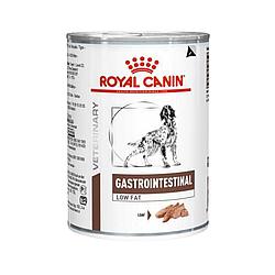 Консервований корм Royal Canin Gastrointestinal Low fat Роял Канін Гастроінтестінал Лоу фет 410