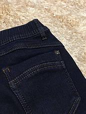 Джинсові штани утеплені для дівчаток, F&D, в наявності 4 рр., фото 2