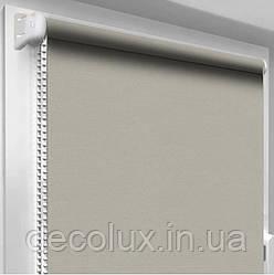 Рулонная штора Берлин серый