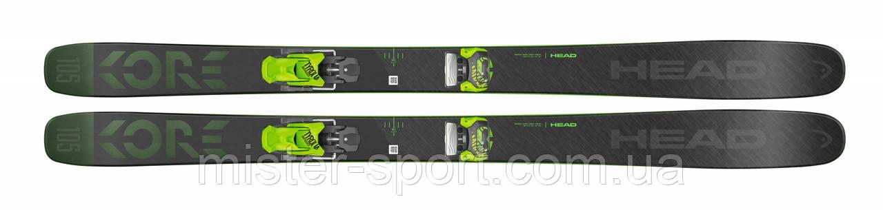 Лыжи HEAD Kore 105 + Крепление ATTACK² 13 2021