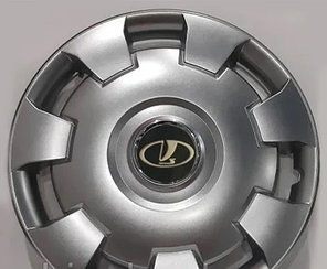 Колпаки Ваз Lada R14 (Комплект 4шт) SJS 206
