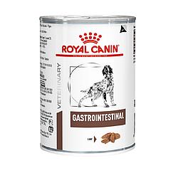 Консервований корм Royal Canin Gastrointestinal Роял Канін Гастроiнтестінал дієта д / соб 400гр