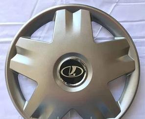 Колпаки Ваз Lada R14 (Комплект 4шт) SJS 213