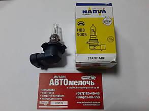 Лампа галогенна Narva HB3 12V 60W