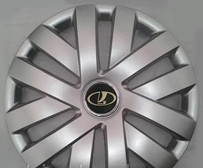 Колпаки Ваз Lada R14 (Комплект 4шт) SJS 216