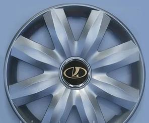 Колпаки Ваз Lada R14 (Комплект 4шт) SJS 221