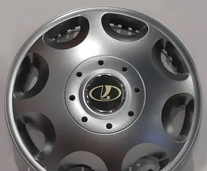 Колпаки Ваз Lada R15 (Комплект 4шт) SJS 300