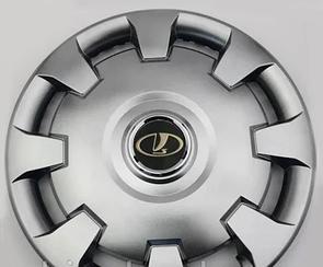 Колпаки Ваз Lada R15 (Комплект 4шт) SJS 303