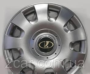 Колпаки Ваз Lada R15 (Комплект 4шт) SJS 304