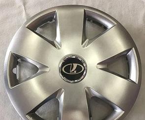 Колпаки Ваз Lada R15 (Комплект 4шт) SJS 308