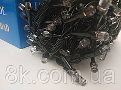 Гирлянда новогодняя Рубин(Точка, Кристалл) светодиодная LED 400 лампочек 8mm