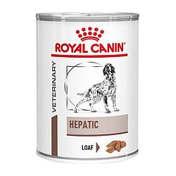 Консервований корм Royal Canin Hepatic Роял Канін гепатік дієта для собак 420 гр