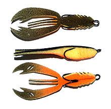 """Рыбка поролоновая """"Профмонтаж"""" 203 Рачок Crawfish 4` PR203"""